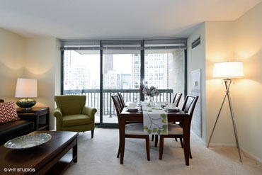 Short Term Comfortable Corporate Rentals Chicago