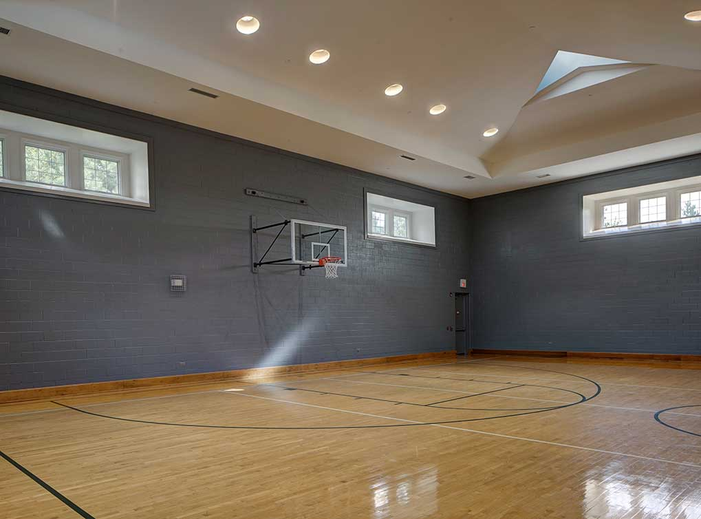 Furnished Corporate Housing Basketball Court