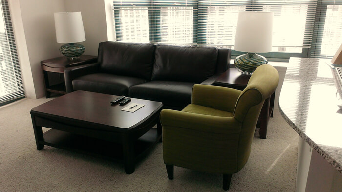 Business Travel Suites in Chicago
